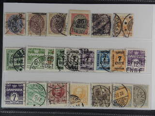 Denmark. Used 1875–1926. All different, e.g. F 30, 36, 44, 48, 67-68, 122, 125. Mostly …