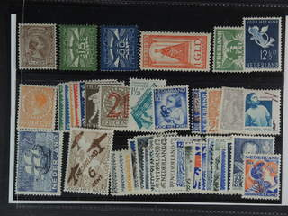 Netherlands. ★ 1891–1950. All different, e.g. Mi 36, 103-04, 131, 149, A186, 207-12, …