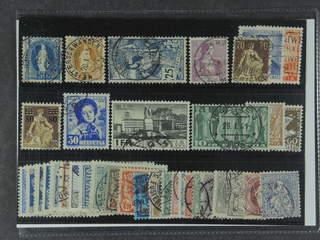 Switzerland. Used 1867–1938. All different, e.g. Mi 62, 64, 73, 100, 108, 127, 309, 324, …