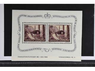 Liechtenstein. ★ 1937–51. All different, e.g. Mi 148, 197, 247, 266, 285-87, 300, …
