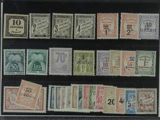 France. ★ 1859–1960. All different, e.g. Porto 2, Pf 11-13, 55-56, 91, 97, Parcel 218 …