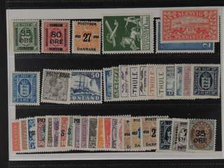 Denmark. ★ 1904–37. All different, e.g. F122–23, 191, 213, 245, Tj18, PF6, Thule T1–5, …