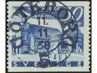 Sweden. Facit 264 used , 1938 New Sweden 30 öre blue. EXCELLENT cancellation GÖTEBORG …