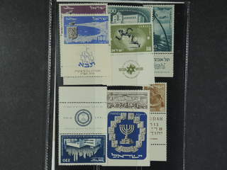 Israel. ★★/★ 1949–60. All different, e.g. Mi 86, 32, 41, 55, 66-68, 72-76, 154. Mostly …