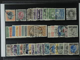 Denmark. Used 1913-34. All different, e.g. F 144, 162, 201-12, 231, 243-45, 248, 262-66, …