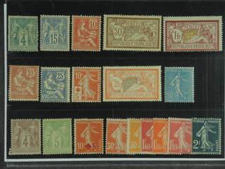 France. ★ 1876–1921. All different, e.g. Mi 58 I (★), 73a, 91, 97-98, 102, 105 (★), 126, …