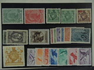 Liechtenstein. ★ 1912–65. All different, e.g. Mi 1-2X, 50A+B, 58-59, 62B, 93, 173-79, …