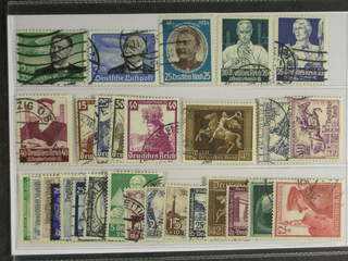 Germany Reich. Used 1934–39. All different, e.g. Mi 538-39, 543, 562-64, 594-97, 671. …