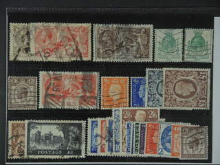 Britain. Used 1913–55. All different, e.g. Mi 141-42 III, 170y+z, 172y, 186-87, 201-02z, …