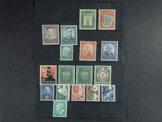 Germany GFR (BRD). ★★. Selection 1953–72 incl e.g. Mi 166-76, and 200-03. Also Mi …