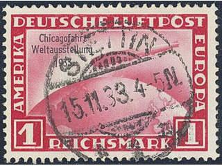 Germany Reich. Michel 496 or Scott C43 used , 1933 Graf Zeppelin - World Exhibition in …
