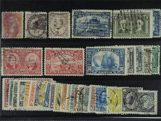 Canada. Used 1870–1928. All different, e.g. Mi 31, 71, 81, 87-88, 126, 136-37. Mostly …