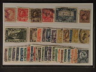 Canada. Used 1870–1942. All different, e.g. Mi 31, 93bD, 103IA, 130, 154-55, 157, 217D. …