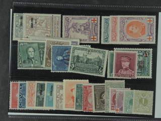 Belgium. ★ 1869–1932. All different, e.g. Mi 81-82 III, 106, 110-12, 191-203, 262, 290, …