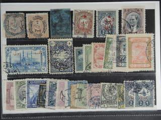Turkey. Used 1865–1930. All different, e.g. Mi 3 (hole),13B, 25, 561, 577E, 912, Postage …