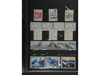 Denmark The Faroes. Årssatser. 1975–76, fine. (20000 copies issued). 2000