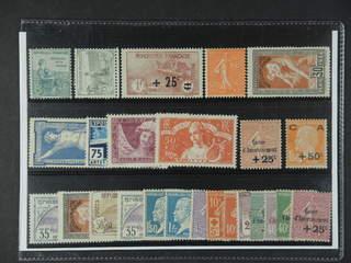 France. ★ 1906-35. All different, e.g. Mi 129-30, 150, 166, 171-72, 180, 233, 245, 248, …