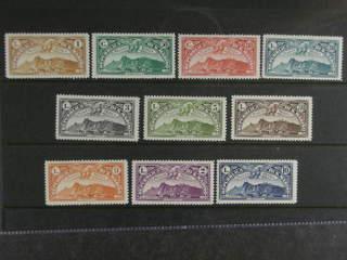 San Marino. Michel 165–74 ★ , 1931 Air mail SET (10). EUR1500 for★★