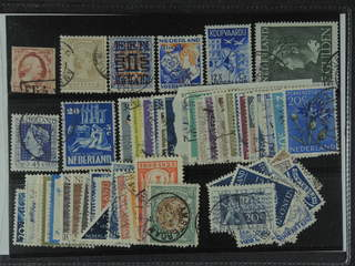 Netherlands. Used 1852-1960. All different, e.g. Mi 2, 43, 137, 256, 265, 455, 500, 562, …