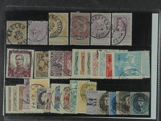 Belgium. Used 1851–1928. All different, e.g. Mi 46-47, 57-59, 77, 99, 128, 135, and 240. …