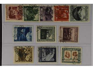 Liechtenstein. Michel 94–107A used , 1930 Different designs short SET (11) (100-02 …