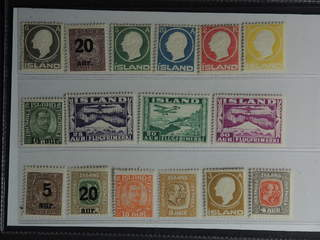Iceland. ★★/★ 1907–34. All different, e.g. F 100, 111, 116, 118-20, 158, 206. Mostly …