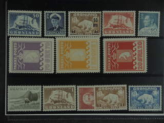 Denmark Greenland. ★★ 1915–69. All different, e.g. F P17-18, 33, 36, and 38. Mostly good …