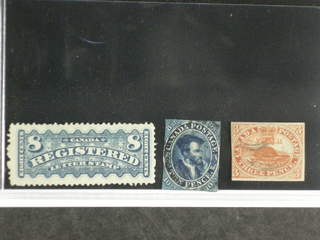 Canada. Used. 1852-57 imperfs: 3d beaver used with three margins, highly presentable …