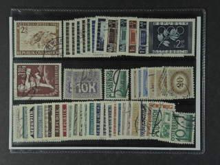 Austria. Used 1894-1955. All different, e.g. Mi 789, 822-28, 960-63, 969, 972, Postage …
