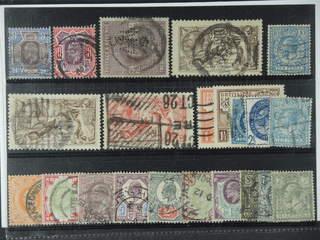 Britain. Used 1902-34. All different, e.g. Mi 112-13, 115, 141 I+III, 142 III, 164. …