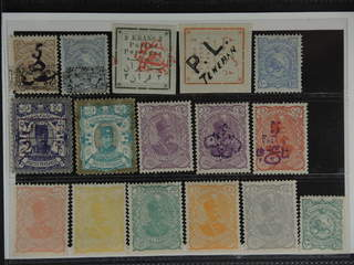 Iran. ★ 1894–1902. All different, e.g. Mi 41, 90, 93, 109 I+II, 126, 135, 149, 157 I, …