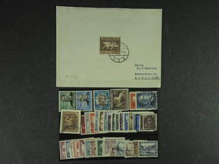 Germany Reich. Used 1926–. All different, e.g. Mi 538-39, 543, 671, 699, 801-02A, …