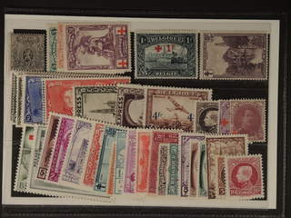 Belgium. ★ 1866–1939. All different, e.g. Mi20(★), 104–06, 139, 191–203, 268–69, 275, …