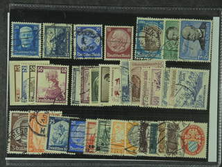 Germany Reich. Used 1925–42. All different, e.g. Mi 405, 461, 481, 488, 538-39, 543, …