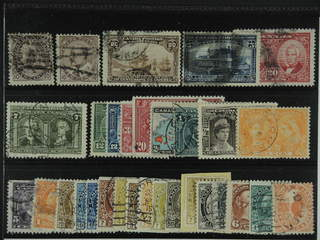 Canada. Used 1859-1927. All different, e.g. Mi 71, 81, 91, 87-88, 126. Mostly good …