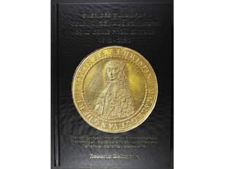 'Sveriges Guldmynt 1512–2020'. Robert Delzanno, 449 pages, 2 kg, 500 SEK + postage