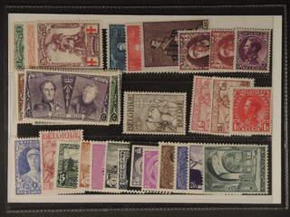 Belgium. ★ 1914–40. All different, e.g. Mi104–06, 191–203, 297, 319–21, 369, 370. …
