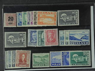 Iceland. ★★ 1921-54. All different, e.g. F 106, 204-09, 255, 264, 312-18, 327-29. Mostly …