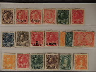 Canada. ★ 1897–1926. All different, e.g. Mi 59, 75-76, 78, 92bE, 93aC, 95, 99, 116-17. …