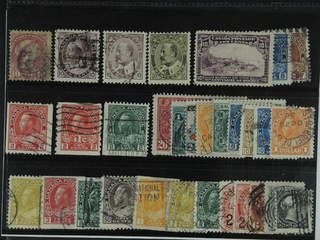 Canada. Used 1868-1922. All different, e.g. Mi 31, 71, 81-82, 89, 93C, 102D, 106F. …