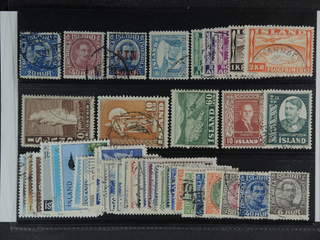 Iceland. Used 1920-97. All different, e.g. F 134, 154, 159, 199, 205-09, 230, 280, 299, …