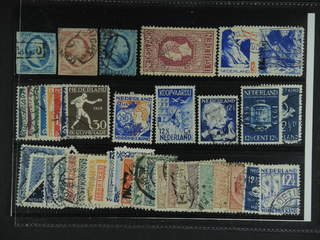 Netherlands. Used 1852-1939. All different, e.g. Mi 1-2, 4, 89, 205-12, 248, 252, 256, …