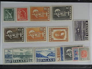 Iceland. ★★ 1907–52. All different, e.g. F 245, 248, 262-64, 273, 280, 287, 312-14. …