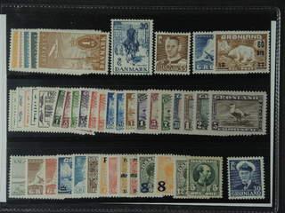 Denmark. ★★ 1904–69. All different, e.g. F 262-66, 284, 342, Thule T1-5, Grönland 1-10, …