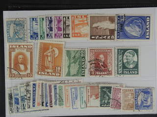 Iceland. Used 1925–54. All different, e.g. F 199, 204-09, 230, 257, 273, 280, 299, 318, …