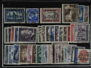 Germany Reich. Used 1928–43. All different, e.g. Mi 440, 481, 729, 747, 801-02A, 800B. …