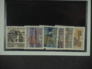 Austria. Michel 518–23 ★ , 1931 Rotary congress SET (6). EUR700
