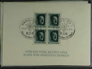 Germany Reich. Used Somewhat mixed quality. Mi € 196 (4)