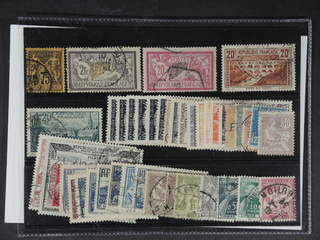 France. Used 1876–1954. All different, e.g. Mi 75, 99, 183, 242, 415, 865, 885-90. …