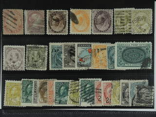 Canada. Used 1859-1922. All different, e.g. Mi 10, 31, 68, 70-71, 80a+b, 81-82,. Mostly …